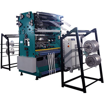 High Speed Warp Knitting Machine